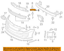 KIA OEM 16-18 Optima Front Bumper Grille-Side Bracket Left 86513D5000