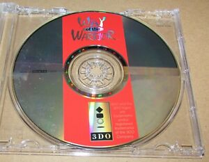 Way of the Warrior (Game Only) Panasonic 3DO Fast Shipping