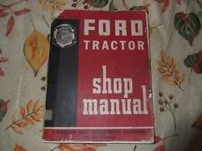 FORD 600 700 800 900 601 7014 801 901 1801 TRACTOR SHOP SERVICE REPAIR MANUAL