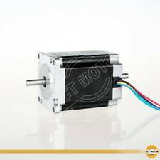 1PC Nema23 Schrittmotor 23HS8630B 3A 76mm 270oz-in φ6.35mm Dual Shaft 6Wires