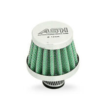 Green 18mm Mini Performance Air Breather Filter