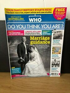 Who Do You Think You Are? Magazine July 2015 Issue 101 BBC family history