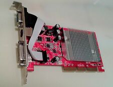 SCHEDA GRAFICA Ge FORCE_128 MB_INTERFACCIA < AGP >FX 5200_AGPX8_128M_VGA TVO DVI