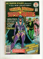 DC Super-Stars #17 KEY! ORIGIN HUNTRESS! BATMAN & CATWOMAN Revealed Married! VF-