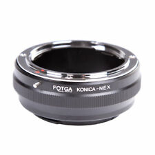 FOTGA Adapter for Konica AR Lens to Sony E-Mount NEX-7 A7 A7S A7R II A6500 A6600