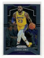 2019 Panini Prizm #129 Lebron James Lakers PSA 10?