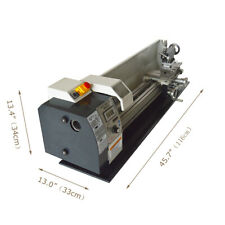 Metal Milling Lathe Bench Turning Machine For Manufacturing Industry 832 900w