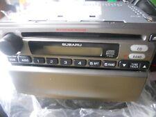 Subaru Forester Radio AM FM CD player model  86201SA020