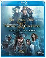 Pirates Of The Caribbean - Salazars Revenge Nuevo Blu-Ray Región A,B,C