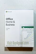 Ms Office 2019 Home Business for Pc/Mac Retail 1 Device only