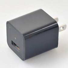 USB Charger CCTV Built-in WiFi Hidden HD 1080P Camera Video Audio Mobile Access