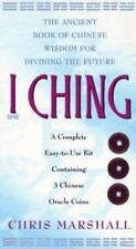 NEW - I CHING: The Ancient Book of Chinese Wisdom For Divining the Future