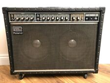 Roland Jazz Chorus JC120 VINTAGE 2x12 Guitar Amplifier Combo  JC-1201970s 1980s