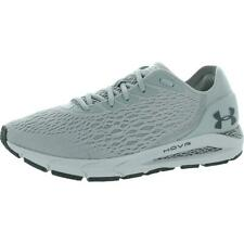 Under Armour Mens Hovr Sonic 3 Gray Smart Shoes Sneakers 11 Medium (D) Bhfo 1045