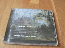 Roeland Hendrikx Ensemble - Mozart : Trio KV498 - Clarinet Quartet - CD Etcetera
