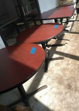 Wood Bistro / Cafe Style Tables, We Have 4 Round, 3 other Available