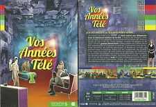 VOS ANNEES TELE : LA TELEVISION BELGE A 60 ANS RTBF / COFFRET 3 DVD NEUF EMBALLE