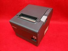 Epson TM-T88V POS Thermal Printer (USB & PARALLEL INTERFACE) With Power Supply