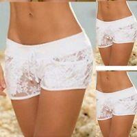 NEW Womens Ladies Lace Panties Briefs Knickers Lingerie Underwear Short Pants