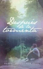 Despues de La Tormenta (Paperback or Softback)