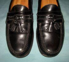 """ALLEN EDMONDS """"Bayfield"""" Men's Shoe Size 12 D, USA Made, Black Tassel Loafer"""