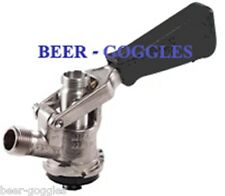 More details for keg fittings barrel connectors a,g & s type for guinness carling fosters