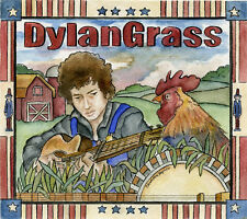 DylanGrass - Bob Dylan in Bluegrass Style CD
