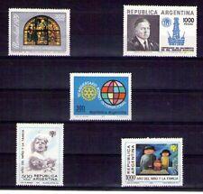 Argentina 4 series del año 1979 (L-481)