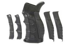 CAA UPG16 Grooved 6 Piece Interchangeable Black Pistol Grip .223 Rem Rifle