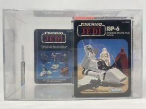 AFA 80 Q-NM ISP-6 Vintage Kenner Star Wars 1983