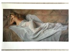 DOUGLAS HOFMANN'S LTD EDITION S/N LITHOGRAPH 'DREAMING'