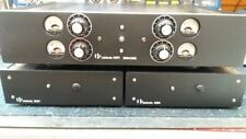 Bi-Wire 4 channel Stereo Power Amplifier. Professionally Built. With VU Meters