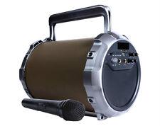 CORSECA DMS1844BT SAFARI 4 BLUETOOTH SPEAKER+KAROKE MIC+AUX+USB+MICRO SD CARD+FM