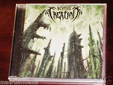 Beyond Creation: The Aura CD 2013 Bonus Track Season Of Mist USA SOM 299 NEW