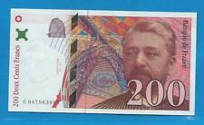 Gertbrolen  200 Francs EIFFEL Type 1996 Billet C047963605