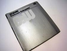 RARE DARKROOM BOOK PHOTO KODAK BLACK & WHITE TECHNIQUES PRINT FILM DATAGUIDE
