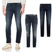 Tom Tailor Herren Jeans-Hose | Aedan Slim Skinny Fit | gerades Bein | Stretch