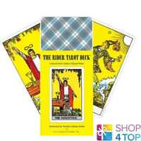 RIDER-WAITE PREMIER EDITION TAROT DECK CARDS ESOTERIC TELLING US GAMES NEW