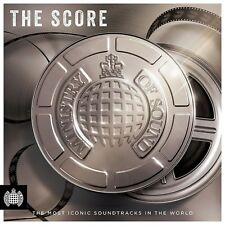 The Score - Ministry of Sound  - New 3CD Album