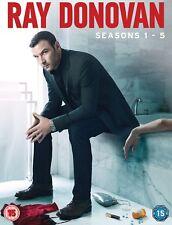 Ray Donovan: Seasons 1-5 (Box Set) [DVD]