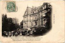 CPA  Bouffémont (S.-&-O.) - Féte du Lundi de la Pentecote dans le Parc  (290279)