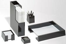 Durable CUBO Schreibtisch Zubehör Accessoire quadratisch schwarz
