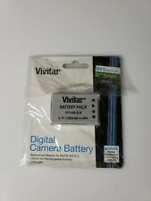 Vivitar Battery Pack VIV-NB-EL5  Rechargeable Replacement for Nikon EN-EL5