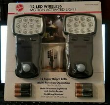 12 Led Wireless Motion Activated Lights, 2 Pack