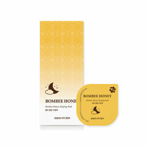 [PAPA RECIPE] Bombee Honey Sleeping Pack - 1pack (10pcs) / Free Gift