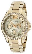 Fossil analoge Armbanduhren