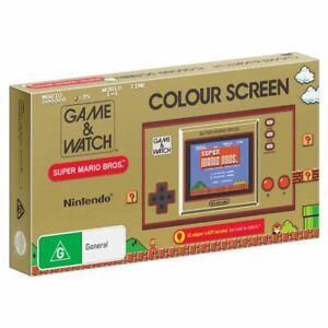 Game & Watch: Super Mario Bros. - Nintendo - BRAND NEW