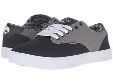 Osiris Mens Slappy VLC Skateboarding Shoe Charcoal/black 10 M US
