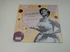 LULA REED - I'M GONE, YES I'M GONE - LP 1988 SING RECORDS PARTIALLY SEALED!