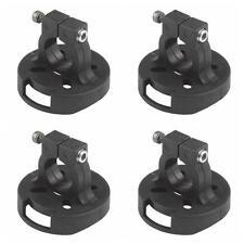 4XDia12mm Plastic mount holder for 2204/2205/2206/2208/2212 brushless motor BLK